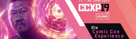CCXP COLOGNE 2019